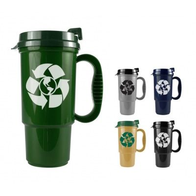 16 oz USA Made Recycled Travel Cup