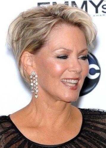 Short Haircut Ideas for Women Over 50