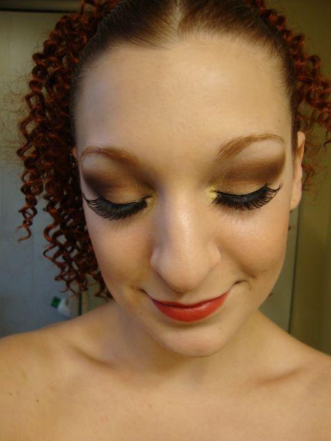 Neutral Color makeup