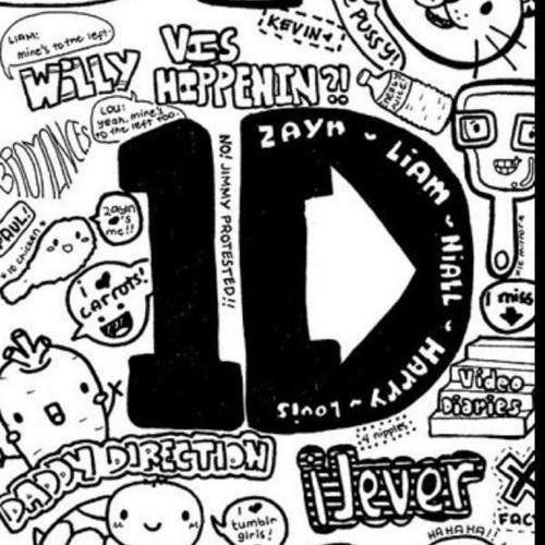 1D Logo One Direction | Logo 1D