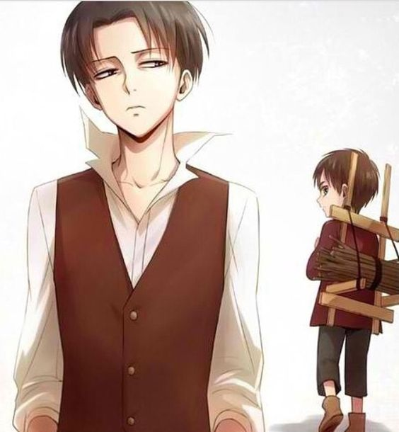 Levi is so hot