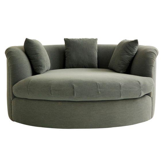 Milo Baughman Sofa/Chaise