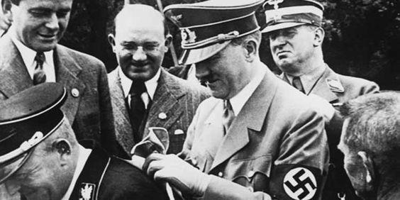 1 aprile 1924 Adolf Hitler viene condannato a cinque anni di prigione