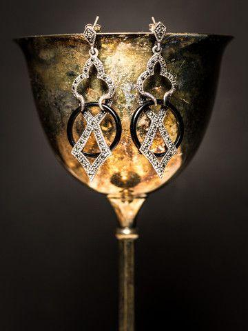Circle of Life Earrings – Talulah Ruffles