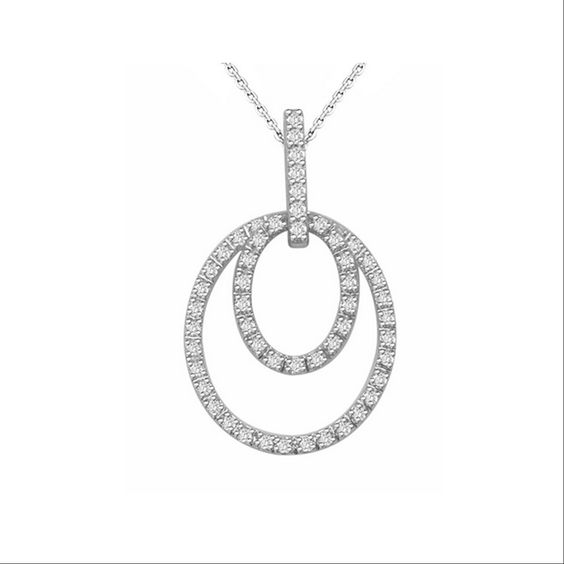 Treat yourself to a look that's exceptionally detailed with this Entwined Circles Dangling Diamond Pendant. This piece can be worn at a casual dinner or a fancy one!  For more information on this product: http://www.glitzdesign.us/collections/glitz-design-pendants/products/glitz-design-entwined-circle-dangling-natural-diamond-pendant-yellow-white-gold-g-h-si To see other products go to https://www.glitzdesign.us