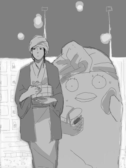 Gintama おしゃれまとめの人気アイデア Pinterest Gossamer イラスト 銀魂 イラスト 銀魂