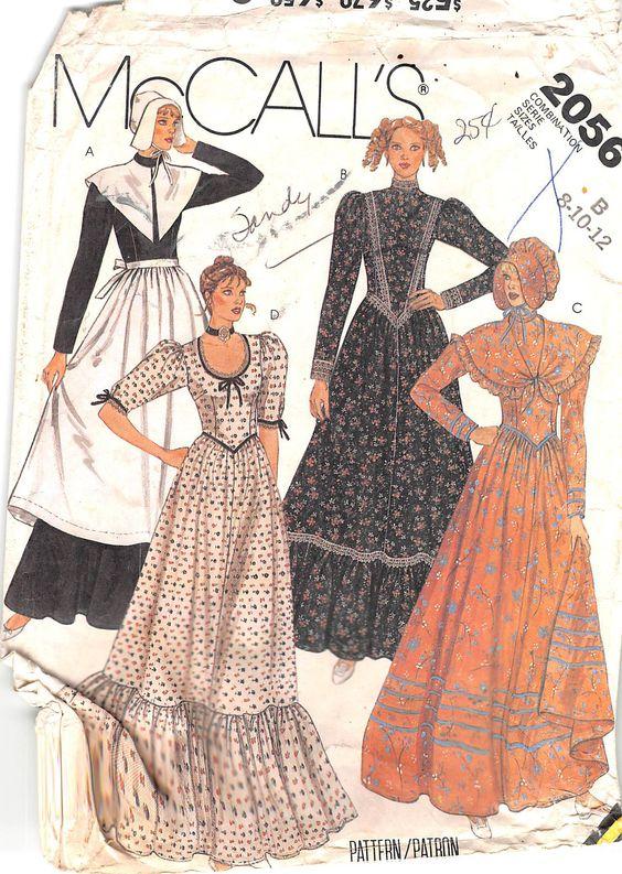 McCall's 2056 #sewingpatterns