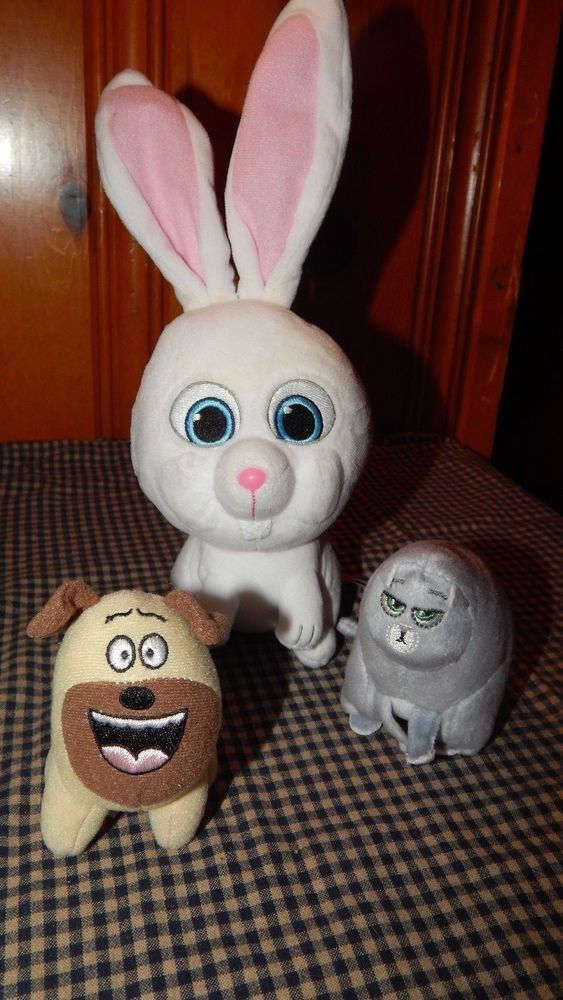 Ty Beanie Babies Secret Life Of Pets Max The Dog Regular Plush Want Additional Info Click On The Image American Pet Max Baby Plush Toys Pets Movie