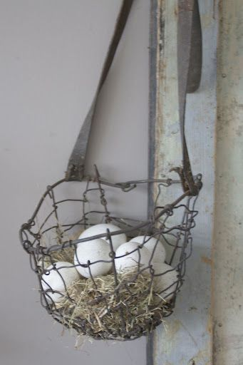 ♕ {make a wire basket}: