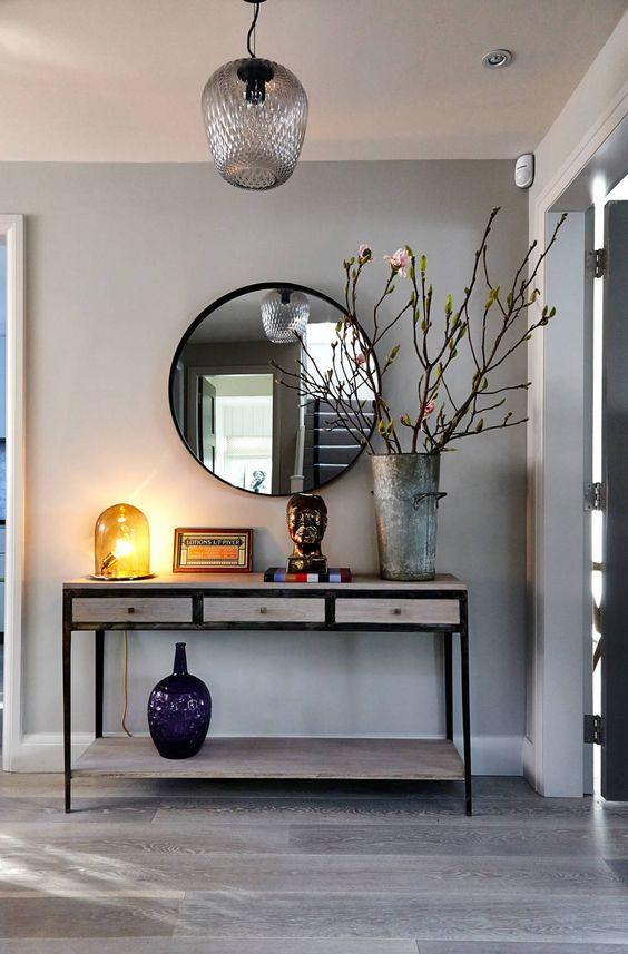 10 ideas para decorar casas modernas Estudios, Escalera y Vestíbulos