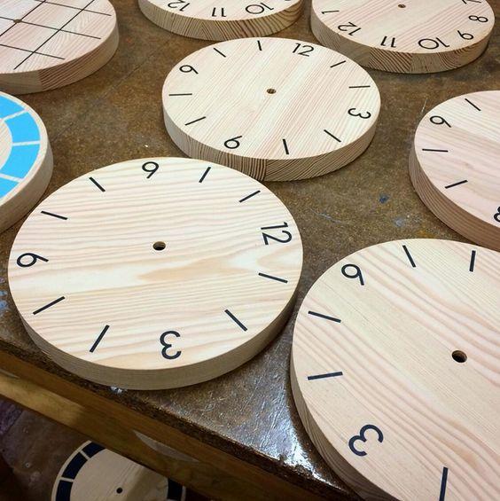 #primary #numbers #clocks #ByShop #madebyGB #wholesale #printedbyhand