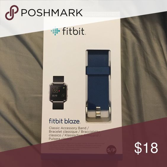 Brand New Fitbit Blaze Band NWT | Pinterest | Watches, Accessories ...