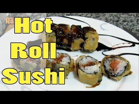 Como fazer HOT ROLL ! ( Hot Philadelphia !!) - YouTube