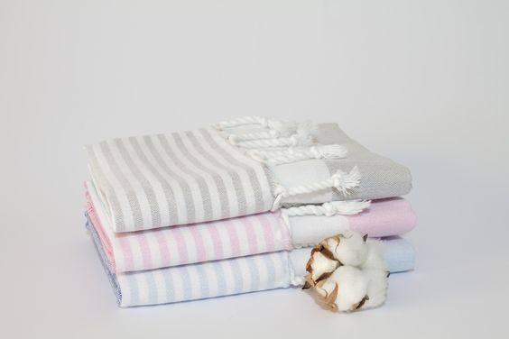 Organic, hand woven Peskir towels. Pure, authentic and healthy. The perfect towel for children.