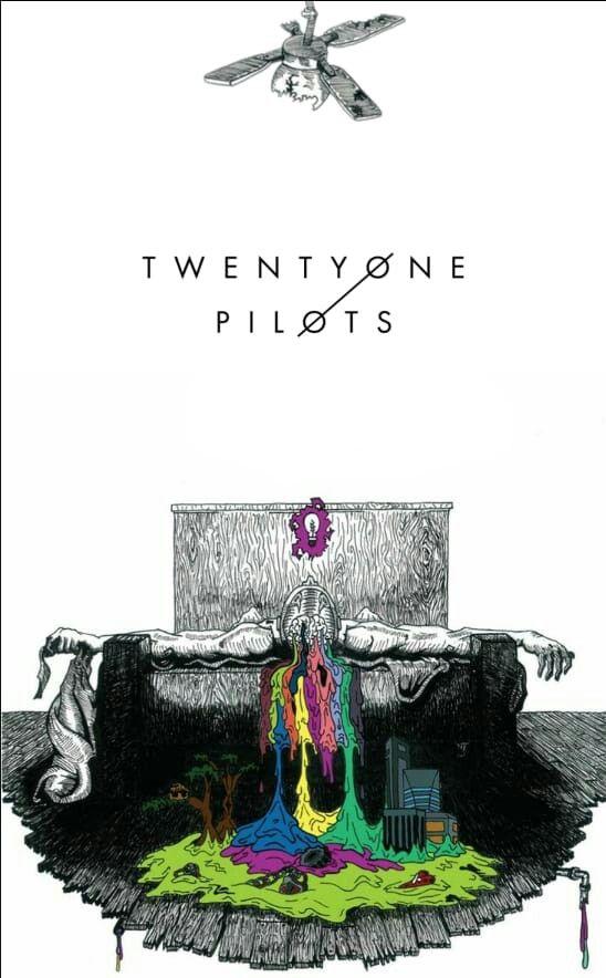 Twenty One Pilots Album : twenty, pilots, album, Self-Titled, Twenty, Pilots, Wallpaper, Wallpaper,, Poster