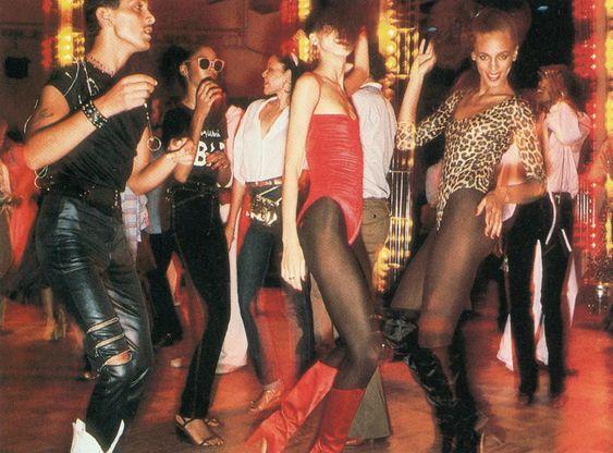Disco Fashion Definition Essay - image 2