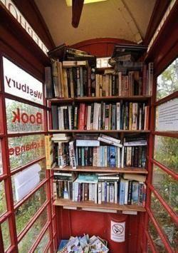 En los espacios pequeños se lee mejor