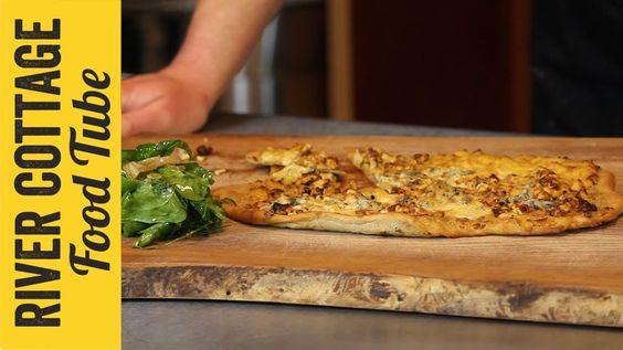 Spring pizza | Jack Botha | River Cottage Rising Star