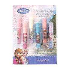 Disney Frozen Lip Gloss Set of 6