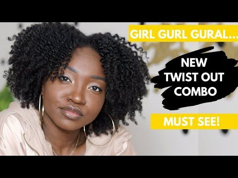 New Twist Out Product Combo Natural Hair Youtube In 2020 Twist Outs Natural Hair Styles Cute Natural Hairstyles
