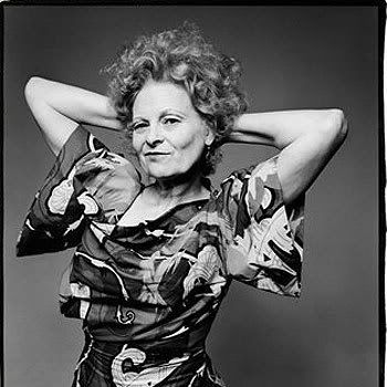 Dame Vivienne Westwood (born 8 April 1941), is a British fashion designer largely responsible for bringing modern punk and new wave fashions into the mainstream.    She is linked with the Sex Pistols via Malcolm McLaren and their SEX boutique on Kings Road, Chelsea in London during the 1970s. The shop was at 430 Kings Road.
