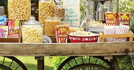 Image result for popcorn bar