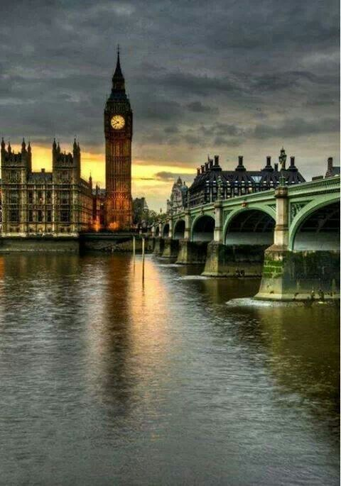 Big Ben . The original clock-tower that V destroyed. The Eyes and Ears of the Norsefire.