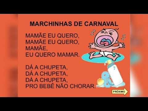 1 Hora De Marchas De Carnaval So As Melhores Youtube