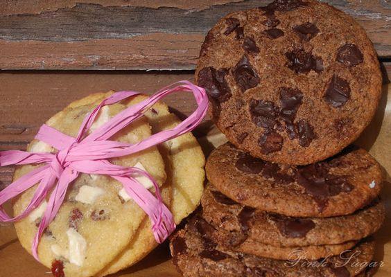 Kessy's Pink Sugar: Original American Cookies