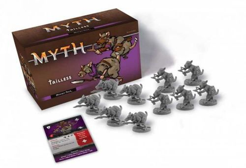 Tailless Minion (expansion) 7.0 BGG rating.