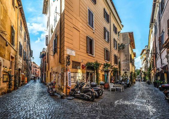 Трастевере, Рим, Італія