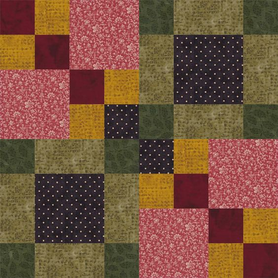 easy quilt patterns for kids - photo #34