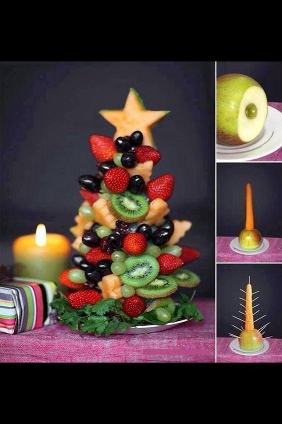 Healthy Christmas food ¸.•♥•.  www.pinterest.com/WhoLoves/Christmas  ¸.•♥•.¸¸¸ツ #Christmas