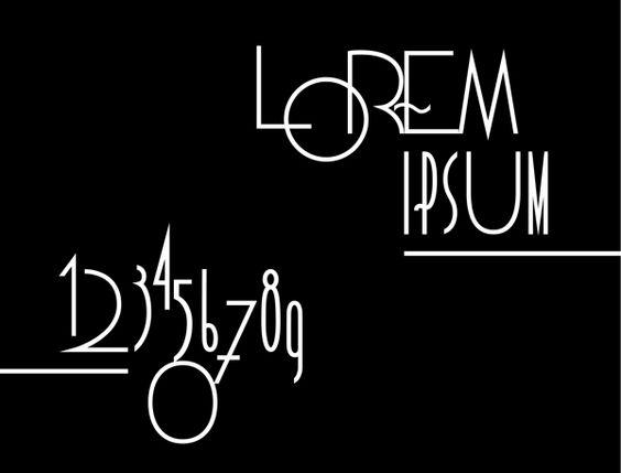 Rispa Tipo de letra regular por Konrad Bednarski, a través de Behance