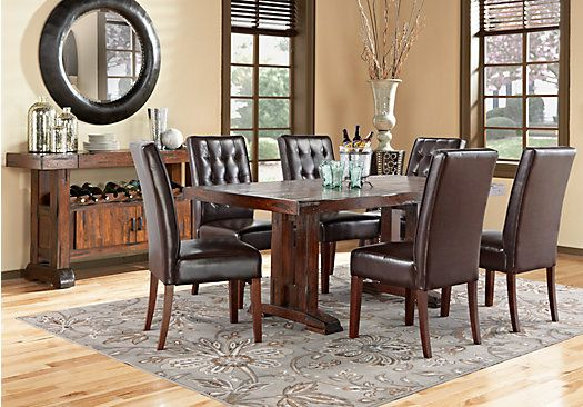 Shop For A Cindy Crawford Home Highland Park 5 Pc Counter Height Dining Room  At Rooms To Go. Find Dining Room Sets That Will Look Great In Your Homu2026
