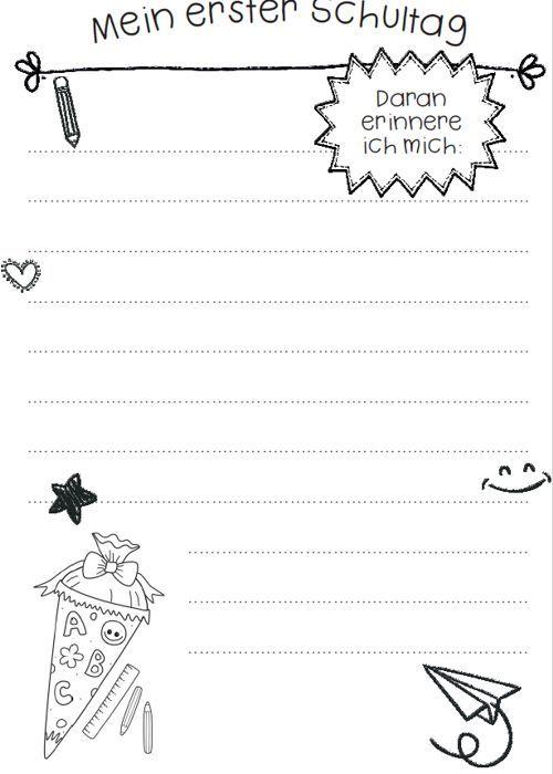 Abschluss Journal Zaubereinmaleins Einmaleins Neues Schuljahr