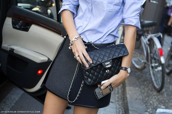Details: Chanel Bag Black, Chanel Bags, Detail Chanel, Style Inspiration, 244632 Details, Bag Requires, Luxury Handbags