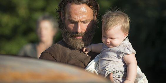 News-Tipp: The Walking Dead: Endlich ist klar wer Judiths Vater ist - http://ift.tt/2eSwWWN