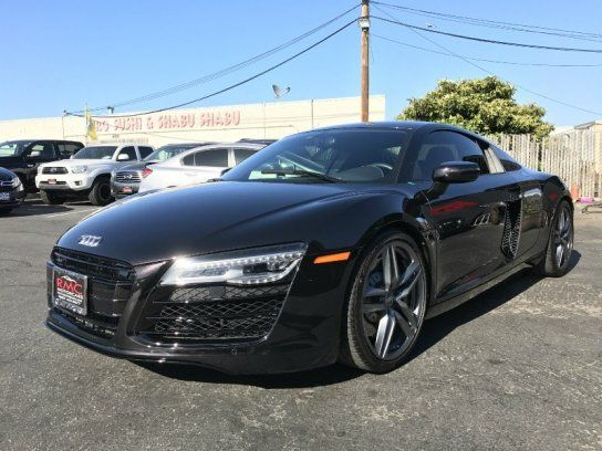 Coupe 2015 Audi R8 V8 Coupe With 2 Door In San Bruno Ca 94066 Audi Buy Used Cars Coupe