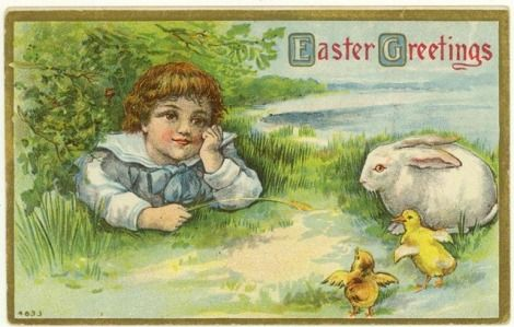 I like this vintage card.