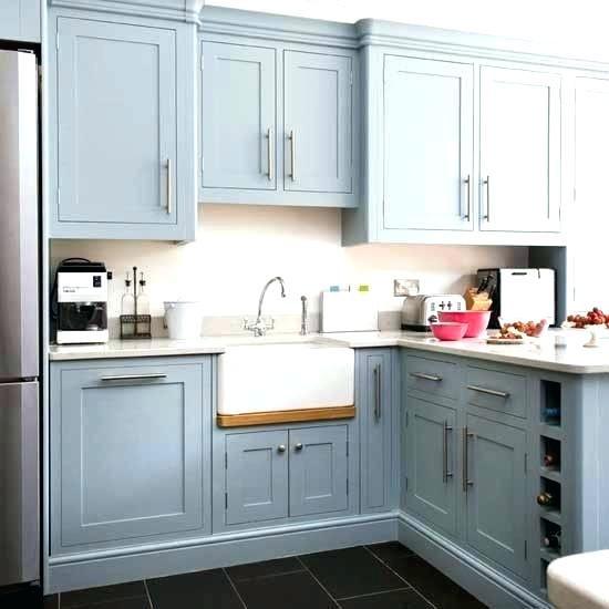 Kitchen Cupboard Paint Ideas Uk Blue Gray Kitchen Cabinets Grey Kitchen Cabinets Blue Kitchen Cabinets