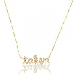 Also cool. Like the Love necklace, Taken Necklace.