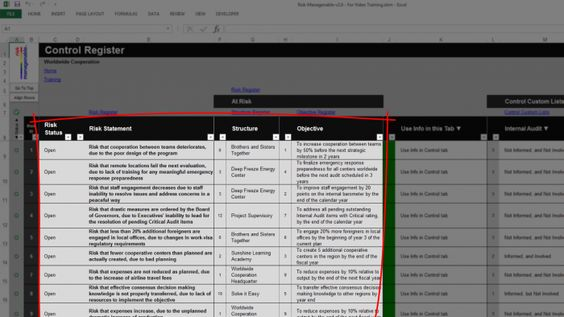 21 best RISK images on Pinterest Risk management, Template and - sample quantitative risk analysis