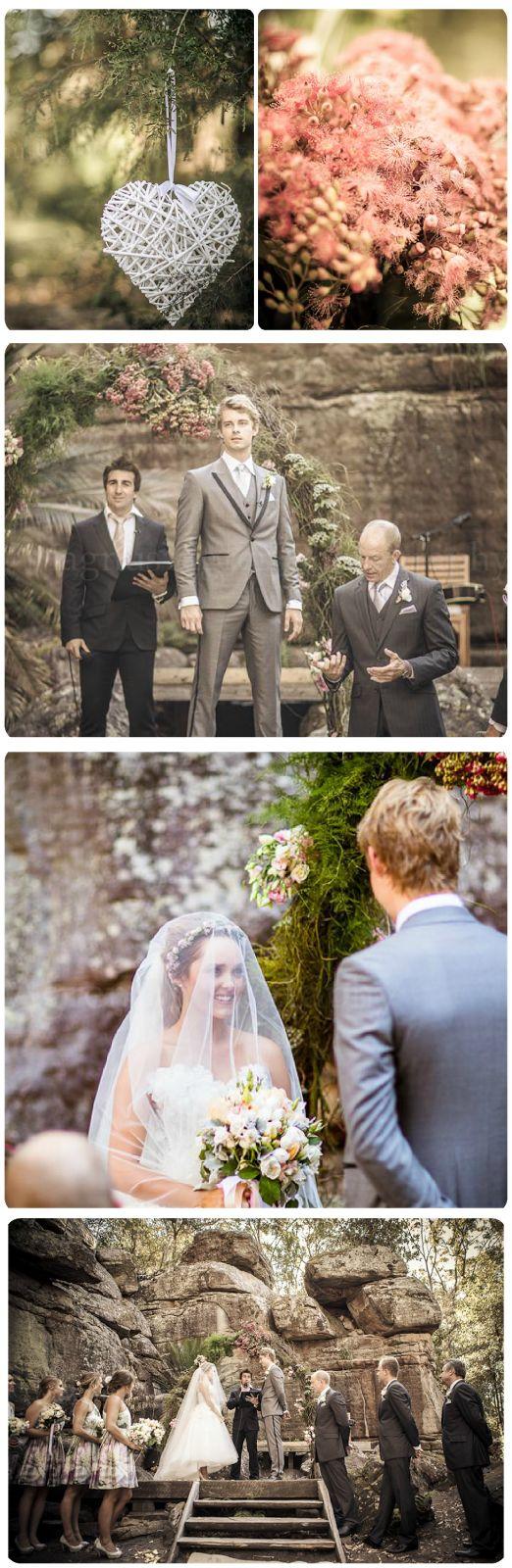 Rebecca Breeds Luke Mitchell Wedding Video