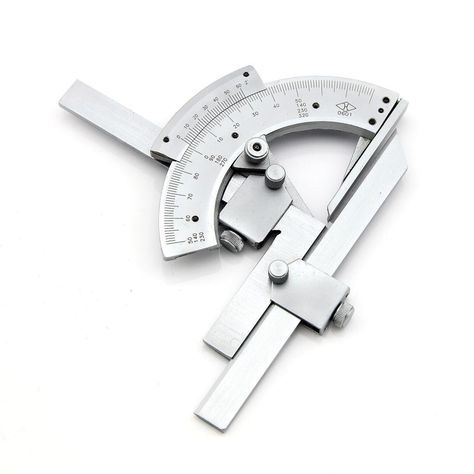 Multi-function Angle Measuring Finder Ruler 0-320° Precision Bevel Protractor
