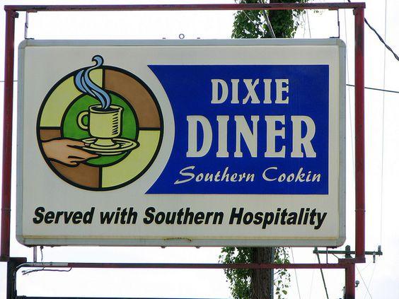 Dixie Diner Clover, SC: Dixie Diner, Clover Sc, Signs Signs, Diner Clover, Photo