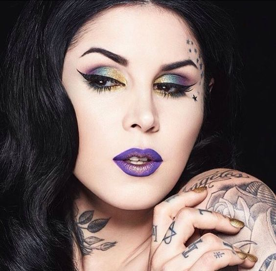 Writing about why i like kat von d or any tattoo artist?
