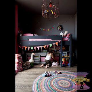 ارقى وأجمل الوان دهانات غرف نوم اطفال مودر ن 2021 Top4 In 2021 Eclectic Kids Room Simple Kids Rooms Diy Kids Room Decor