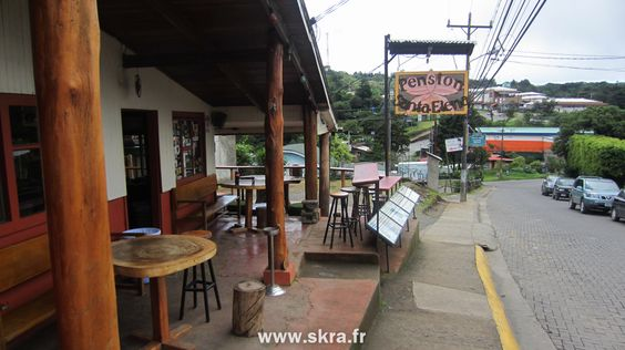 Pension Santa Elena de Monteverde, Costa Rica