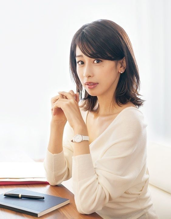 魅力が溢れる加藤綾子